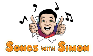 Songs with Simon Logo